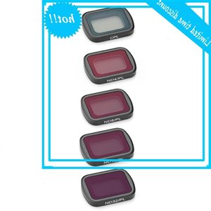 5 шт. ND-PL Filters ND4 ND8 ND16 ND32 + CPL HD Filter для DJI OSMO Pocket Camera Handheld Gimbal Аксессуары
