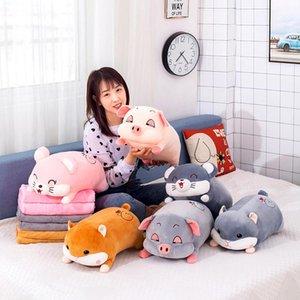 Plush toy soft velvet cotton small hamster flute doll children pillow pops cute mouse wholesale DHL