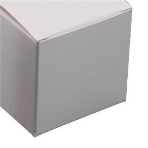 50 stücke 5x5x5 / 6x6x6 / 7x7x7 / 8x8x8 / 7x9x9 / 8x10x10 / 9x9x9 / 10x10x10cm Weiß / Schwarz / Kraftpapier Square Box DIY Handgemachte Seifenkasten Karton Papier Geschenk 672 K2