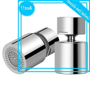 2-Flow Splash-Proof 360-degrees Replacement Parts Kitchen Crane Lighter saving Filter Water Tap nozzle Wash flask