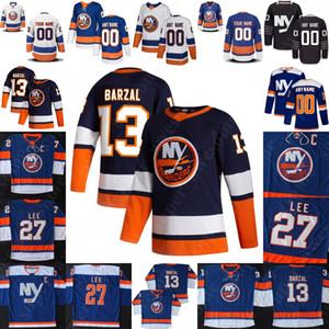 New York Islanders Jersey Matt Martin Casey Cizikas Cal Clutterbuck Nick Leddy Noah Dobson Ryan Pulock Scott Mayfield Adam Pelech