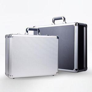 Tool Organizers Empty Portable Box Storage Combination Hand Aluminum Alloy Large Gereedschapskoffer Warehouse Shelf YD50GJX