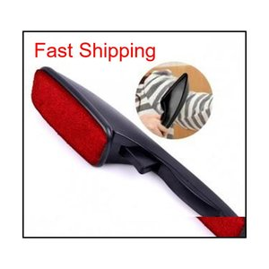 Lint Roller Rotary Anti-static Sticky Brush Dust Clothes Sweater Wool Cleaner Cl jllcUR xhlight