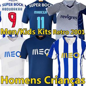 20 21 Porto ALEX TELLES retro soccer jerseys Oliverira PE PE MAREGA NAKAJIMA maillot de foot Men Kits Kids football shirts Uniforms Pants