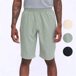 Gym Clothing L107 Men's Sports Fitness Shorts Outdoor Training Running Casual Basketball Pants Five-point Summer
