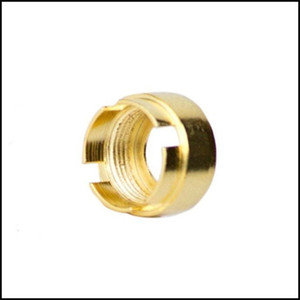 Original Vmod Adapter Ring Shape Replacement Connector For 510 Thread Vaporizer Cartridges Gold Color Free Shipping