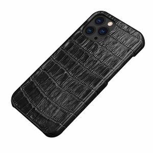 الفاخرة مصمم الحالات الهاتف لآيفون 12 11 برو ماكس XR XS 7/8 SE2 جلد طبيعي الأزياء غطاء ل غالاكسي S21 S10 ملاحظة 20 10