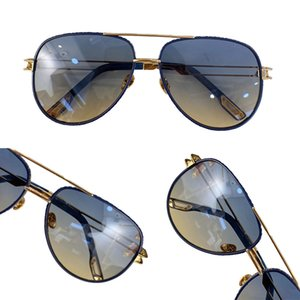 Summer Sunglasses For Men and Women style THE-AME I Anti-Ultraviolet Retro Plate Oval Full Frame fashion Eyeglasses Random Box