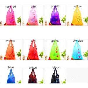 Hot Nylon Portable Creative Strawberry Foldable Shopping Bag Reusable Eco-friendly Shopping Bags Tote Super Marke jllDfz outbag2007