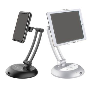 360 Rotating Tablet Stand Multifunctional Mobile PhoneTablet ABS   Aluminum Alloy For Ipad Stand