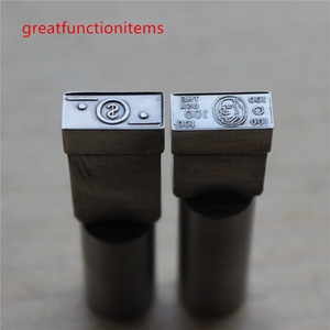 US Milk Candy Tablet Die Press Die Candy Punch Set Custom Punch Customization Cast Press For Tablet TDP Machine