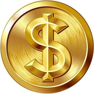 Prix 1 USD Personnaliser Postage Maquillez la différence pour augmenter la