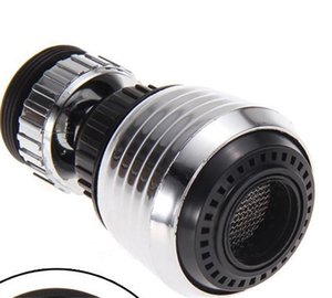 360 Degree Rotary Swivel Faucet Nozzle Anti-splash Water Filter Adapter Shower Head Bubbler Saver Tap for Bathroom Kitchen Tools 159 S2