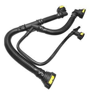 Car Engine Crankcase Breather Hose Pipes for Peugeot 206 207 307 308 408 Citroen 1.6 16V 1192W0 9675884280