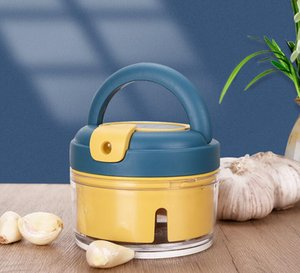 High Quality Kitchen Tools Multifunction Food Chopper Garlic Cutter Vegetable Slicer Speedy Chopper Tools Manual Meat Grinder Hot Sale