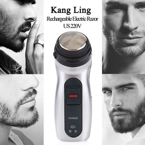 Professional Hair Trimmer Mens Electric Shaver Hair Clipper Beard Razor Rechargeable Hair Cutter Adult Razor Nose Trimmer