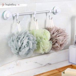 DHL новая губка ванна для ванны оптом ванная комната сетка ванна PUFS очистки вспенивающиеся вспенивающиеся корпус губчатую гостиничный рынок принадлежности смешать цвета BY14