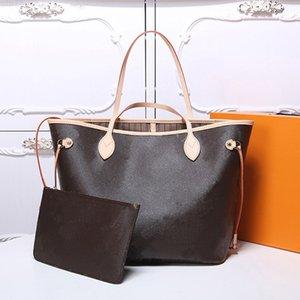 handbag Shoulder Bags top quality crossbody for Womenes Leather Bag Women Vintage 36-49 2 pieces