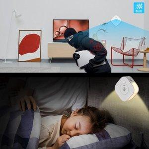 Mini Cameras 2 In 1 Camera Night Light Smart Home 1080p Infrared Sensor Video Recorder Controlled Lighting
