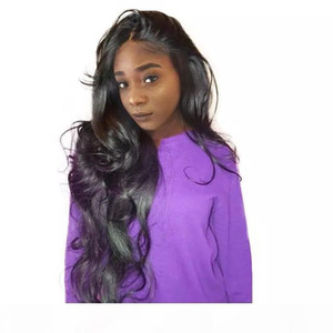 360 Full Lace Human Hair Wigs Bleach Knots Pre Plucked Virgin Brazilian Remy Body Wave 360 Frontal Lace Wig With Baby Hair