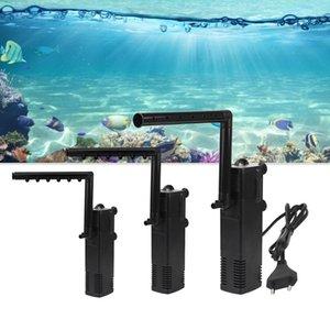 EU Plug Low Level Submersible Water Turtle Filter Aquarium Fish Tank Increasing Pump Add Oxygen