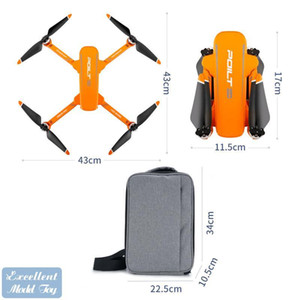 JJRC-X17 6K Dual Camera 5G WIFI Drone, 2-Axis Gimbal Anti-shake, Brushless Motor, GPS Smart Follow, Low Power Return,23 Minute Fly Time, 2-2