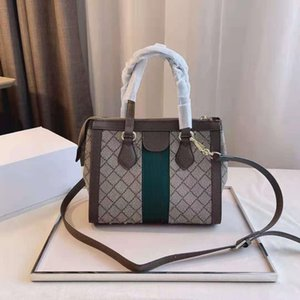 Diseñador Un bolso de hombros, bolso, clásico de las mujeres, Tamaño: 23 cm, 26 cm