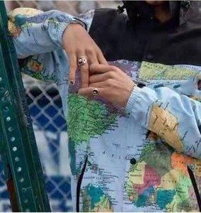 Moda Tasarımcısı Hoodie Erkek Ceket Giyim Mektupları Nakış Yansıtıcı Ceketler Kapüşonlu Erkekler Lüks Ceketler Hoodies Noctilucent Boyut M-3XL