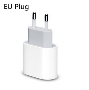 PD Charger 18W 20W EU US UK Plug, Type C Power Adapter Fast Charger for Apple iPhone iPad High Quality