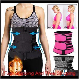 Waist Trainer Women Slimming Sheath Tummy Reducing Shapewear Belly Shapers Sweat Body Shaper Sauna Corset Wor qylmUZ item_home