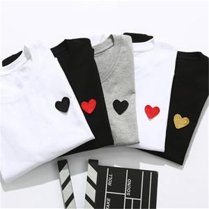 2021 hommes Tshirt femmes manches courtes de haute qualité Tees de haute qualité imprimer des vêtements de style hip hop avec une boîte à balises