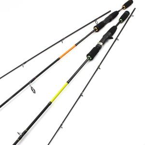 Claro Inventário 1.8M Fibra de Carbono Trutas Pesca Pólo Haste Hastes Lure Power M Lure 4-10G Pesca Equipamento Mar Rod