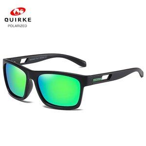 Unisex Polarize Güneş Gözlüğü Kadın Erkek 2021 UV400 Yüksek Kaliteli Marka Tasarımcısı Turuncu Mavi Yeşil Yellos Masculino