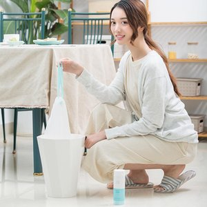 Original Xiaomi Youpin Chaîne Épaissir Cuisine Chambres automatiques de ménage Can Buy Rubbish Garbage Sac en plastique 20pcs / Lot 392 V2
