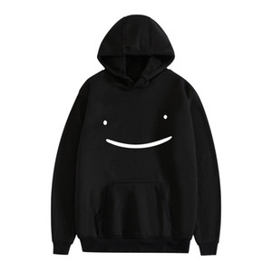 spring and autumn Dreamwastaken 2D Printed Casual Fashion Loose Hooded Sweater Women's Novelty Hoodies Dream Merch Shirt