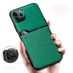 Luxury Shockproof Leather Phone Case for Iphone 12 Pro Max 11 XSMAX Wholesale Soft Back Cover for Iphone11 Promax 12Mini 7 8 Plus