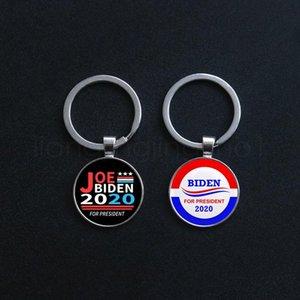 12styles Biden USA president election keyring Bernie sanders for president 2020 keyring Biden party favor gift decor keychains FFA4071-3