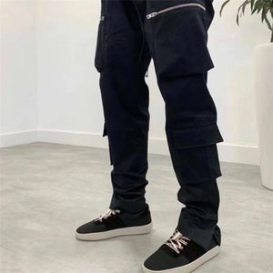 Herrenhosen repräsentieren Trackhose Pocket Hose Europe und Amerika Hip Hop Rap Fashion Sweatpants Casual Hosen