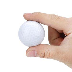 전자 LED 고무 골프 공 조명 빛나는 밤 연습 골프 공 교육 액세서리