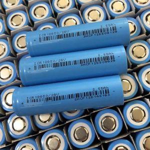 100% Original EVE 26V 18650 Battery - 2550mah 5C 10A Discharge High Drain Battery pk Samsung 25R LG HG2 Sony VTC6