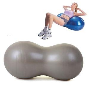 Anti-Buck Pilates Yoga Ball Home Упражнение Упражнение спортивный тренажерный зал Арахис Йога Фитнес-мяч C0223