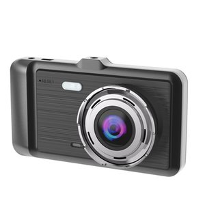 GT500 Touch screen4in 1080P Dual Lens Car Dashboard DVR Video Recorder Dash Cam + Rearview Camera Auto Accessories High Quality Brand l5