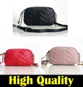 Handbag Top Quality Designer Bags Women Fashion Wallet date code serial number Crossbody Handbags Original Cowhide Genuine Leather Messenger Shoulder Bag