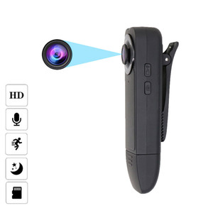 Webcam 1080P Mini Camera Wearable Pocket body micro Video Recorder Night Vision Motion Detect Small Cam Home Outside Camcorder