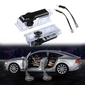 2 шт. 3D светодиодный автомобиль дверь добро пожаловать лазерный проектор призрак тень света для Freelander 2 Range Rover Evoque Discovery4
