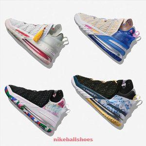 رجل lebrons lbj 18 xviii ep لوس أنجلوس la منذ يوم الليل bed الانعكاسات فليب كرة السلة أحذية للبيع إمرأة أطفال أحذية رياضية