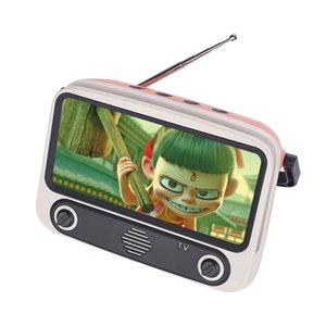 Shenzhen trend 2020 new audio portable FM wireless Bluetooth speaker
