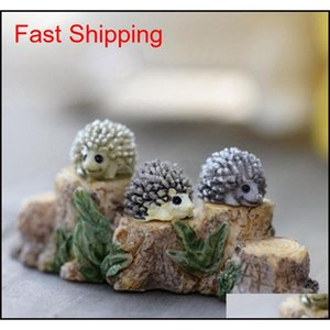 10pcs Miniature Dollhouse Bonsai Fairy Garden Landscape He qyliIu new_dhbest