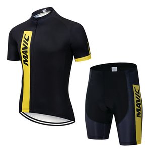 New Mavic 2021 Pro Team Cycling Clothing  Road Bike Wear Racing Clothes Quick Dry Men's Cycling Jersey Set Ropa Ciclismo Maillot