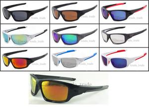 Precio de fábrica Ciclismo Gafas de sol UV400 Protección Deporte al aire libre Pesca Bicicleta Senderismo Ciclismo Gafas Avance de viento Eyewear de ciclismo 10pcs
